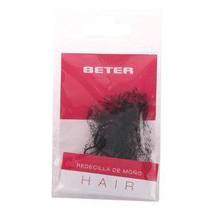 Beter - BUN NET invisible dark hair 1 pz-Universal Store London™