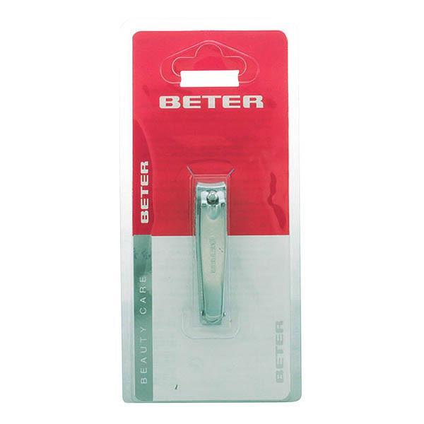 Beter - NAIL CLIPPER manicure chrome 1 pz-Universal Store London™