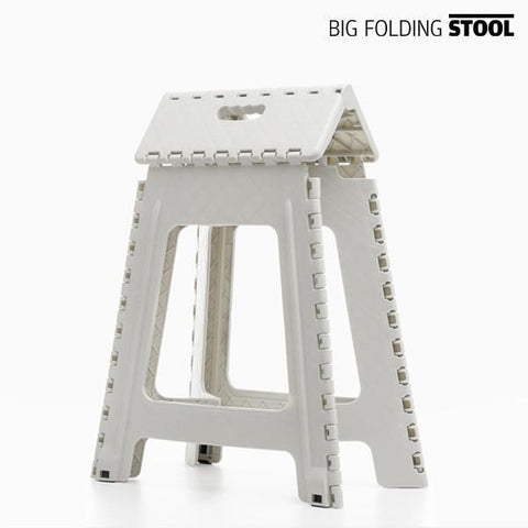 Image of Big Folding Stool Foldable Stool-Universal Store London™