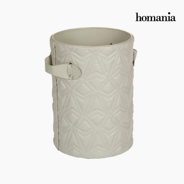 Bin engraved gray by Homania-Universal Store London™