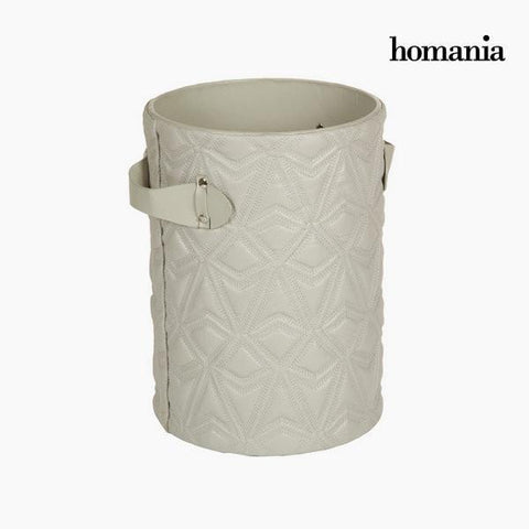 Image of Bin engraved gray by Homania-Universal Store London™