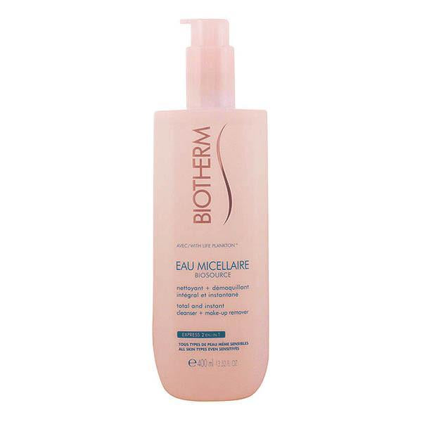 Biotherm - BIOSOURCE eau micellaire 400 ml-Universal Store London™