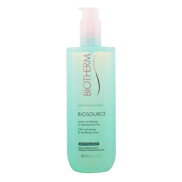 Biotherm - BIOSOURCE hydrating & tonifying lotion PNM 400 ml-Universal Store London™