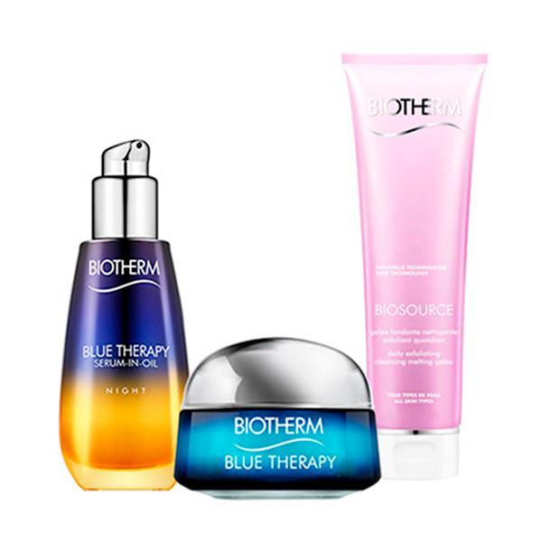 Biotherm - BLUE THERAPY SÉRUM IN OIL LOTE 3 pz-Universal Store London™