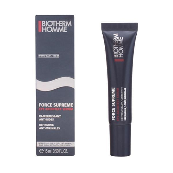 Biotherm - HOMME FORCE SUPREME eye architect serum 15 ml-Universal Store London™
