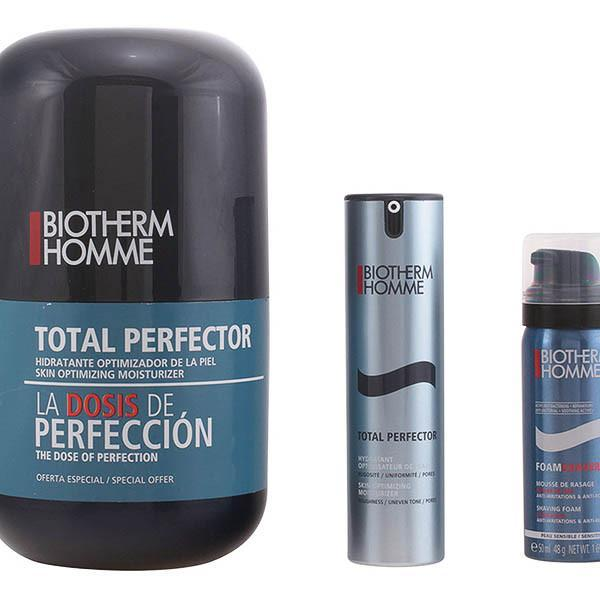 Biotherm - HOMME TOTAL PERFECTOR DUO KIT LOTE 2 pz-Universal Store London™