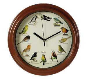 Bird Melody Wall Clock-Universal Store London™