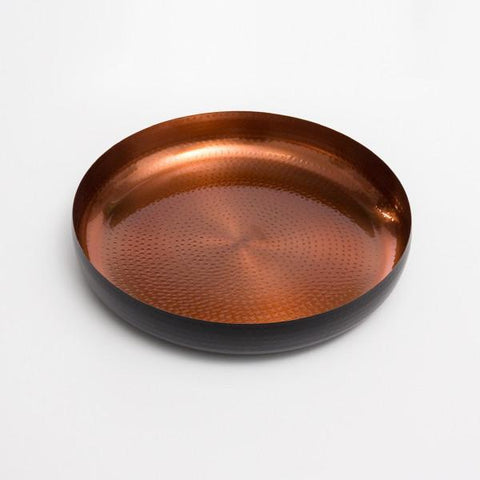 Image of Black Collection Decorative Bowl (Ø 36 cm)-Universal Store London™