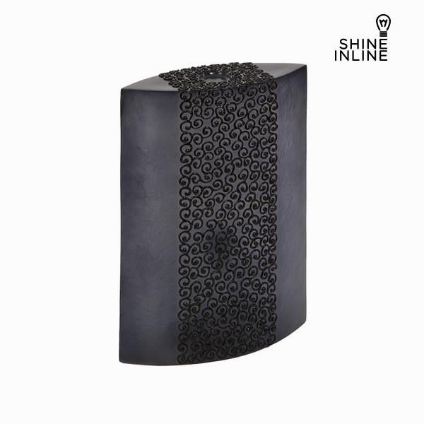 Black rectangular table lamp by Shine Inline-Universal Store London™