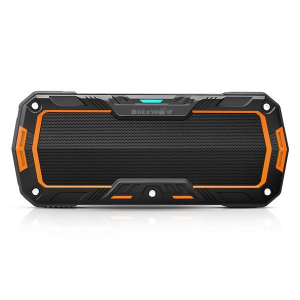 BlitzWolf® BW-F3 IP65 Waterproof Outdoor Hands-Free Portable 2*5W Wireless Bluetooth Speaker-Universal Store London™