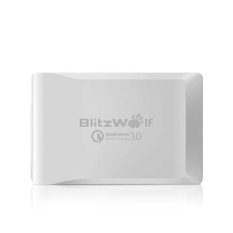 Image of BlitzWolf® BW-S7 QC 3.0 40W Smart 5-Ports High Speed Desktop USB Charger Adapter [Qualcomm Certified]-Universal Store London™
