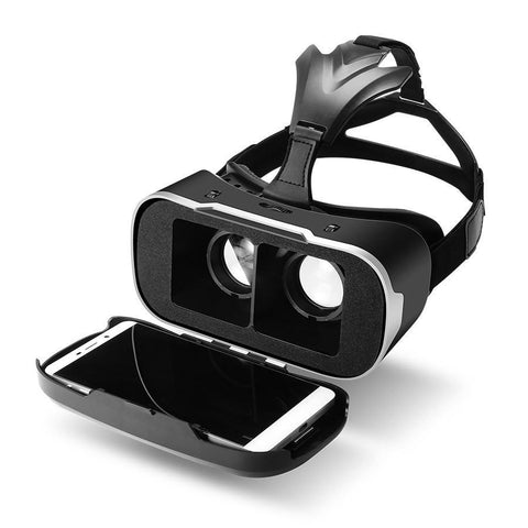 BlitzWolf® BW-VR3 3D VR Glasses Virtual Reality Headset For 3.5-6.3 inch Mobile Phone-Universal Store London™
