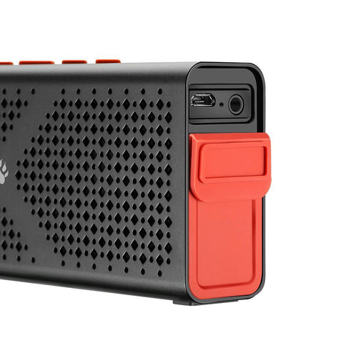 Image of BlitzWolf® F1 Bluetooth 4.0 Wireless 1800mah Aux-in Hands Free Speaker-Universal Store London™
