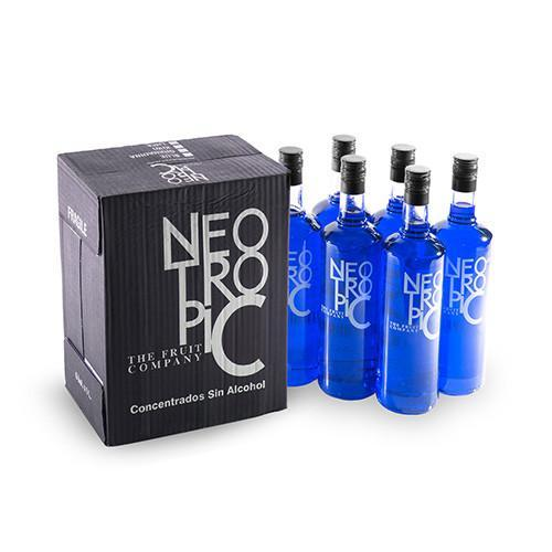 Blue Neo Tropic Refreshing Drink Without Alcohol 1L-Universal Store London™