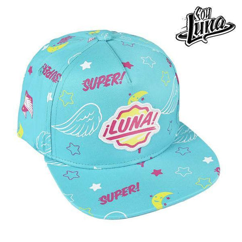 Image of Blue Soy Luna Cap (55 cm)-Universal Store London™