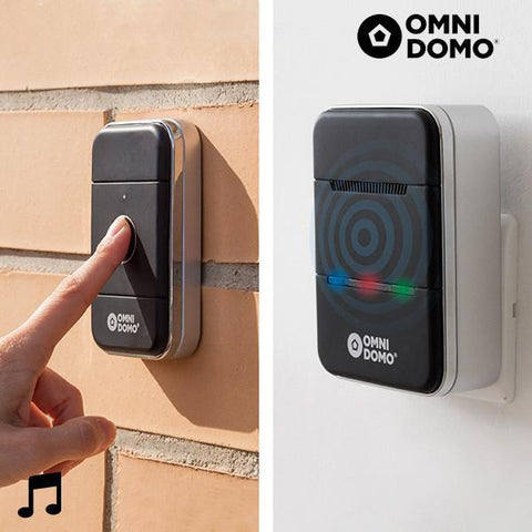 Image of Bluell Wireless Doorbell with Bluetooth-Universal Store London™