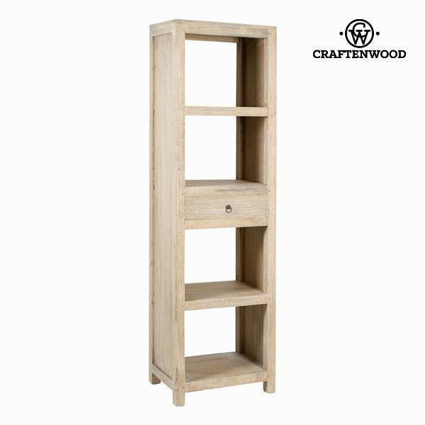 Bookcase with drawer - Pure Life Collection by Craften Wood-Universal Store London™