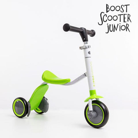 Boost Scooter Junior 2-in-1 Scooter-Tricycle (3 wheels)-Universal Store London™