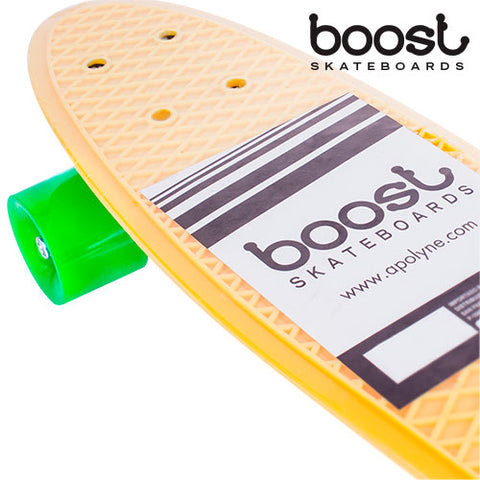 Boost Fish Skateboard (4 wheels)-Universal Store London™