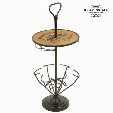 Image of Bottle rack in umbrella shape by Bravissima Kitchen-Universal Store London™