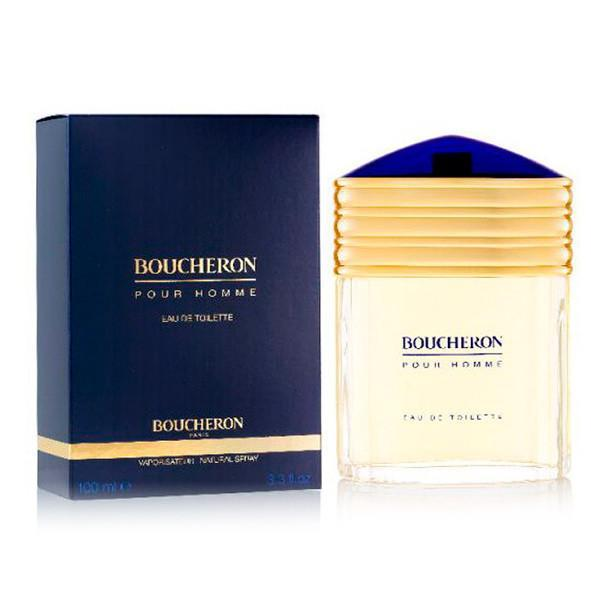 Boucheron - BOUCHERON HOMME edt vaporizador 100 ml-Universal Store London™