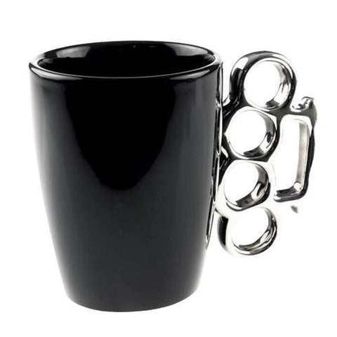 Brass Knuckles Mug-Universal Store London™