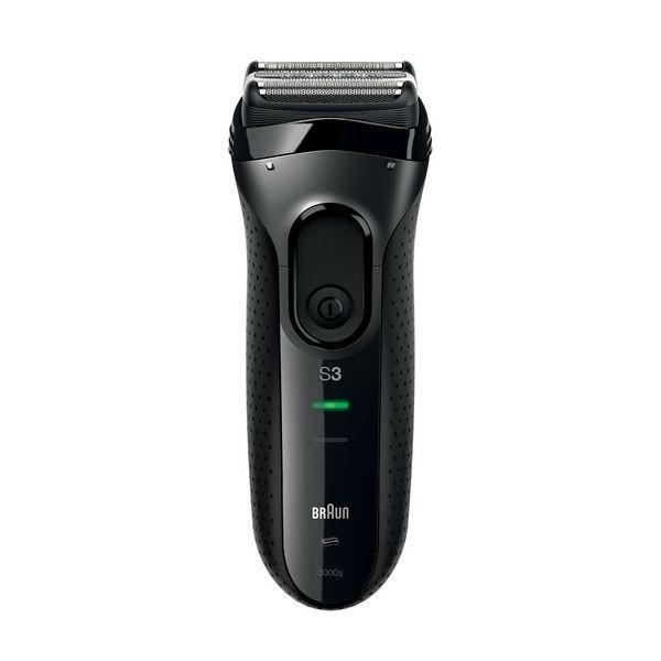 Braun Series 3 3000s Foil Trimmer Black-Universal Store London™