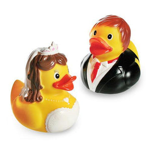 Bride and Groom Rubber Ducks-Universal Store London™