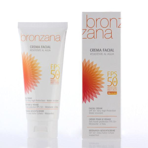 Bronzana Facial Sun Cream SPF50-Universal Store London™