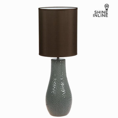 Image of Brown ceramic lamp by Shine Inline-Universal Store London™