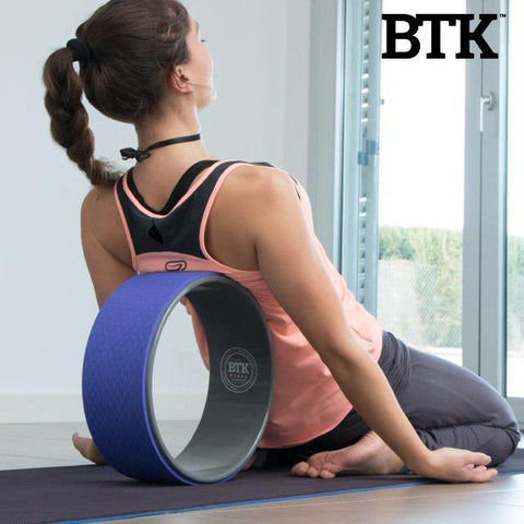 BTK Yoga and Pilates Wheel-Universal Store London™