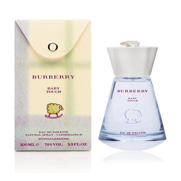 Burberry - BABY TOUCH edt vapo 100 ml-Universal Store London™