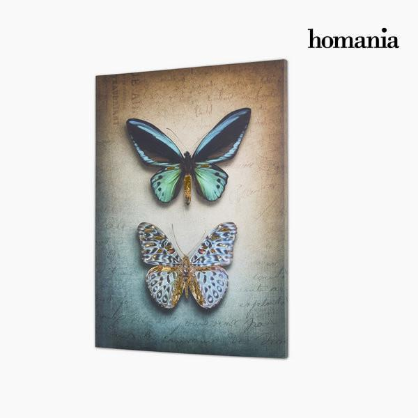 Butterflies picture on canvas by Homania-Universal Store London™