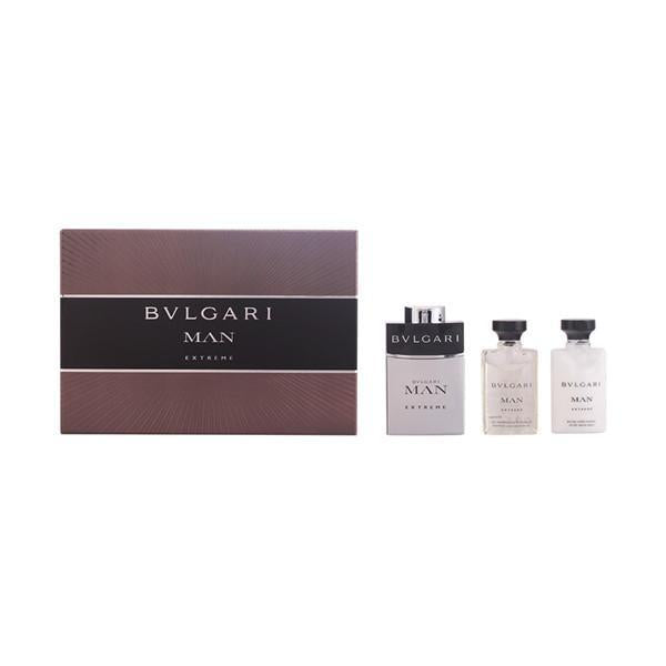 Bvlgari - BVLGARI MAN EXTREME SET 3 Pcs.-Universal Store London™