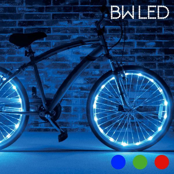 BW LED Light Tube for Bikes (Pack of 2)-Universal Store London™