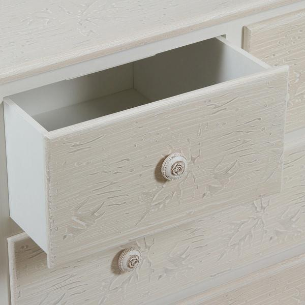 Cabinet with four drawers - Spring Collection by Craften Wood-Universal Store London™