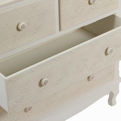 Image of Cabinet with four drawers - Spring Collection by Craften Wood-Universal Store London™