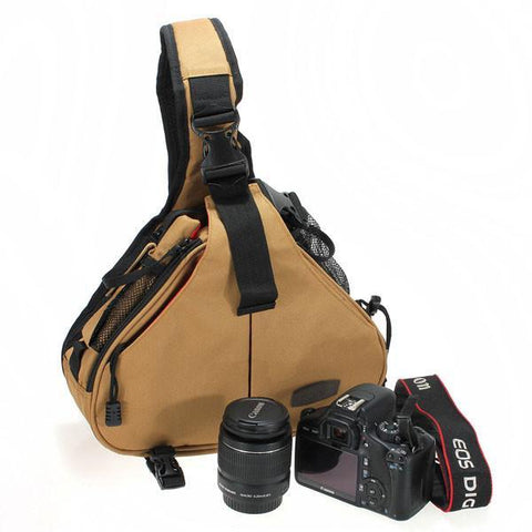 Image of CADEN K1 Universal DSLR Camera Case Shoulder Bag Casual Bag-Universal Store London™