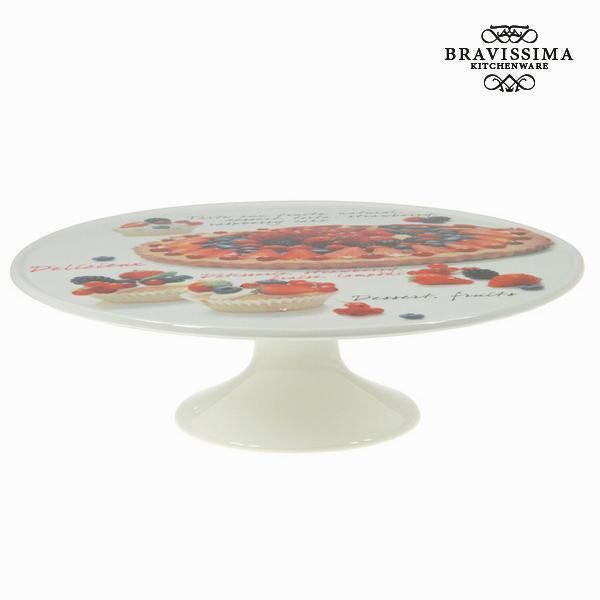 Cake stand dessert - Kitchen's Deco Collection by Bravissima Kitchen-Universal Store London™