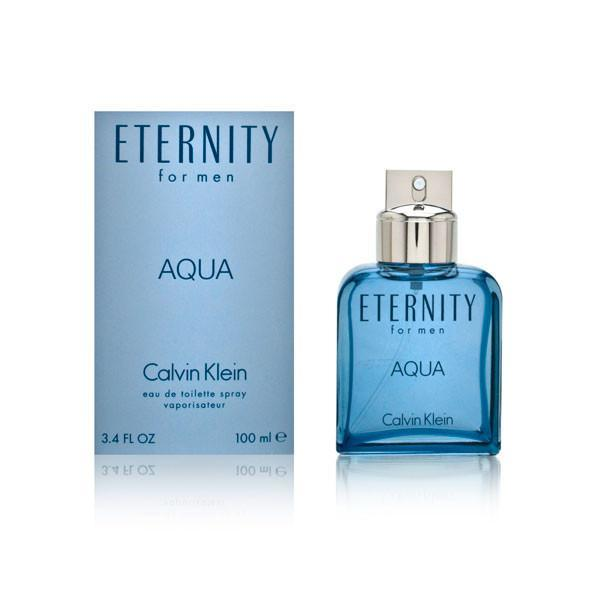 Calvin Klein - ETERNITY AQUA MEN edt vapo 100 ml-Universal Store London™