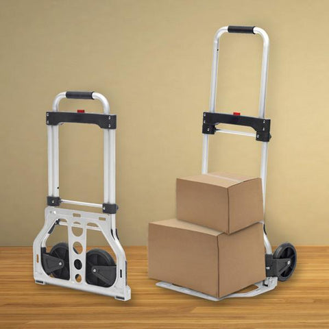 Image of Campart Travel CS0975 Folding Trolley-Universal Store London™