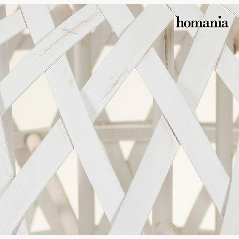 Image of Candelabra White - Winter Collection by Homania-Universal Store London™