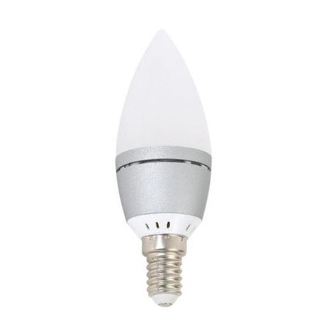 Image of Candle Light Bulb Omega E14 4W 300 lm 2800 K Warm light-Universal Store London™