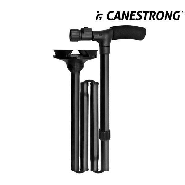 Canestrong Foldable Walking Stick with LED and Pivoting Base-Universal Store London™