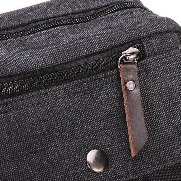 Canvas Shoulder Multifunctional Messenger Bag-Universal Store London™