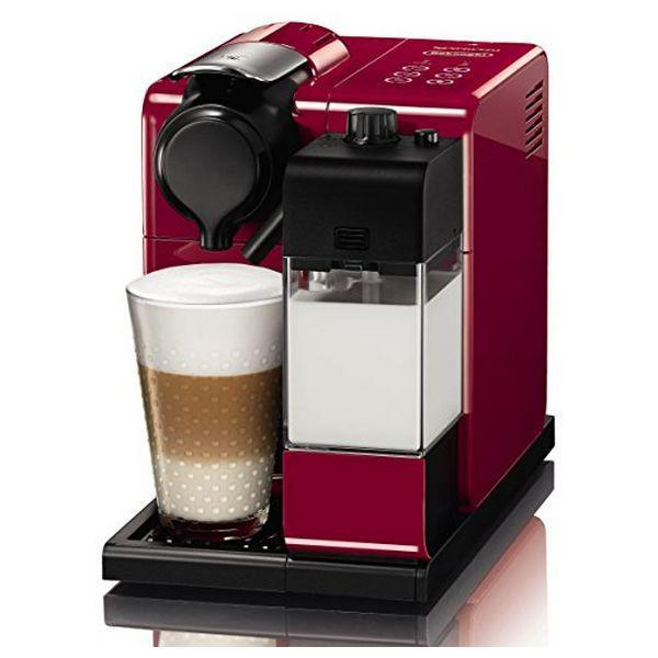 Capsule Coffee Machine De'Longhi EN550R Lattissima Touch Nespresso 19 bar 0,9 L 1400W-Universal Store London™