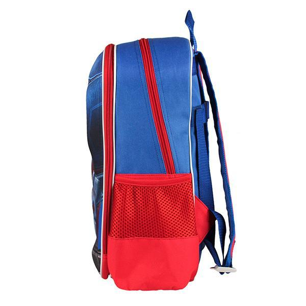Captain America 3D School Backpack-Universal Store London™