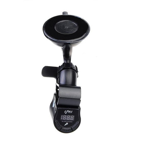 Image of Car Phone Holder Handsfree FM Transmitter-Universal Store London™