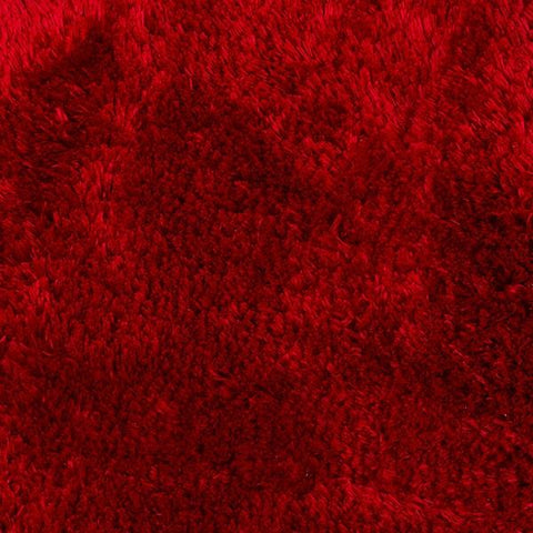 Carpet Polyester Red (170 x 240 x 6 cm) by Loom In Bloom-Universal Store London™