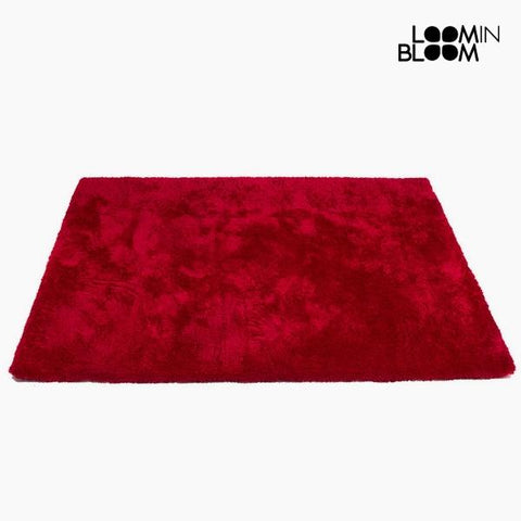 Carpet Polyester Red (170 x 240 x 8 cm) by Loom In Bloom-Universal Store London™